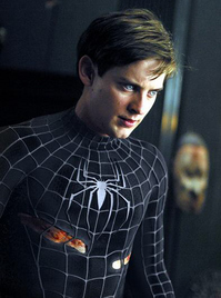 Tobey Macguire from Spider-Man 3