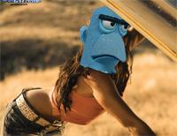 Megan Fox muppet